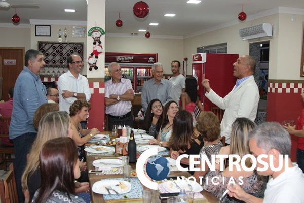 CDL de Paraíba do Sul realiza confraternização de fim de ano