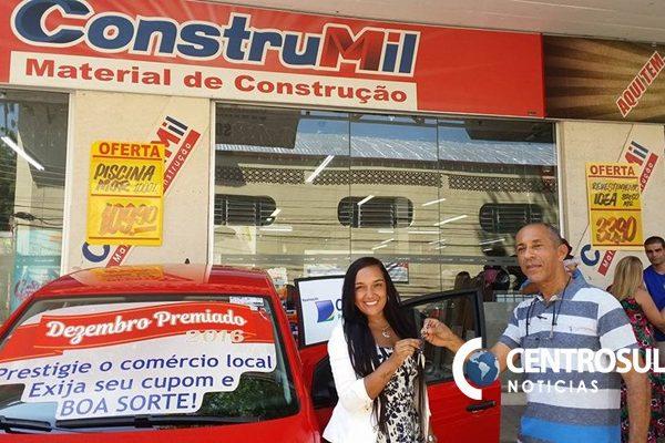 """Moradora de Arcozelo, em Paty do Alferes, é a ganhadora da campanha """"Dezembro Premiado"""""""